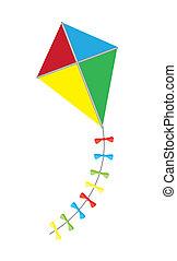 kite - vector kite