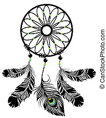 Dream Catcher - Design element