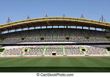 stadium - portuguese stadium of the euro