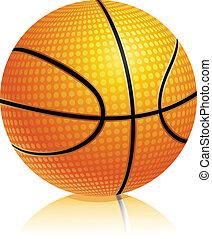 sport ball icon- basketball