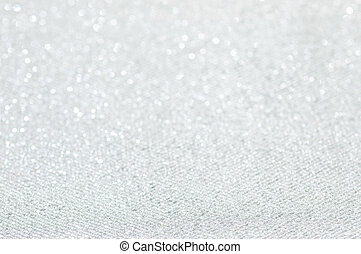 defocused abstract silver lights background - silver glitter...