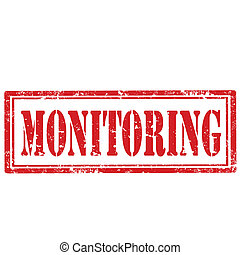 Monitoring-stamp