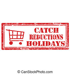 Catch Reductions Holidays-stamp