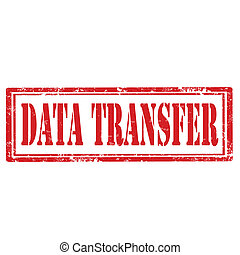 Data Transfer-stamp