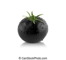 Black tomato! creative concept, something different.