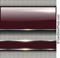 Elegant glossy background - Elegant 3d glossy background,...