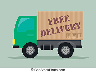 delivery truck free