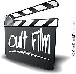 Clapper Board Cult film