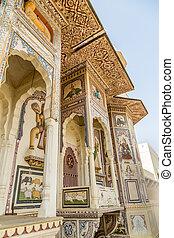 Mandawa Temple