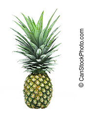 Fresh pineapple - Pineapple fruite from tropical test sweet...