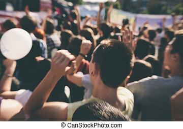 live music festival