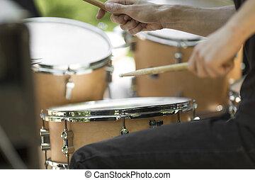 drummer hands