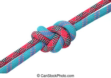 colored strong knot