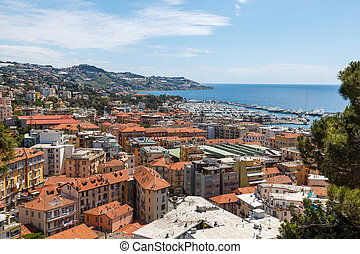 San Remo , Italy - San Remo, the city is best known as a...