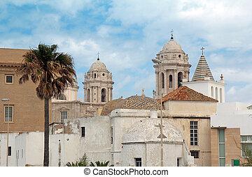 Catedral Cadiz, Spain
