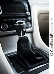 Stick Shift Manual Transmission in the Modern Car.