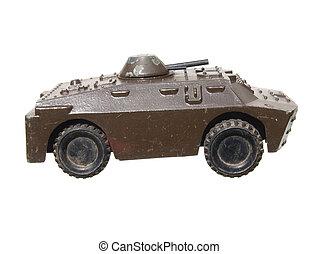 葡萄酒, 白色, 玩具, 坦克, 背景
