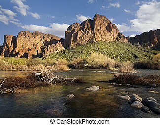 Arizona landscape - Beautiful majestic Arizona landscapre