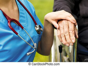 Helping the Disabled - Professional help for elderly in...