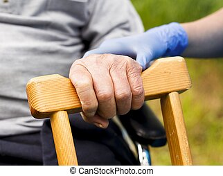 Special Care - Special care for elderly people at the...