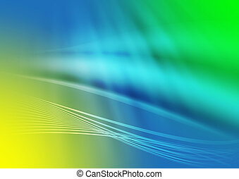 Abstract background I - Beautiful abstract background with...