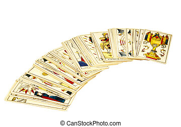 Deck of Tarot Cards for Fortune Telling - deck of tarot...