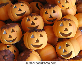 Halloween background - Halloween decoration background