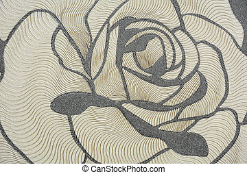 Close up of rose wallpaper background