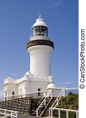 Byron Bay Lighthouse - Lighthouse at Byron Bay, the most...
