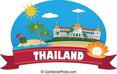 Thailand. Tourism and travel