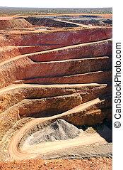 Open Cut #3 - Cobar, NSW, Australia