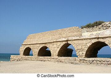 Roman Aqueduct, Israel