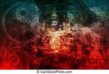 Zen Background Abstract Wallpaper
