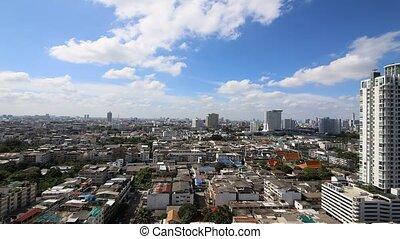 HD Time-Lapse: Bangkok City