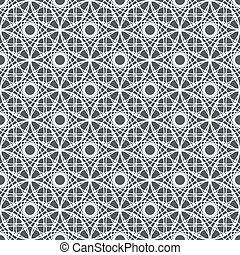 lace seamless pattern - vector illustration eps 8