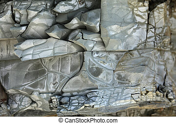 Background rock structure. Preview parts of natural rocks