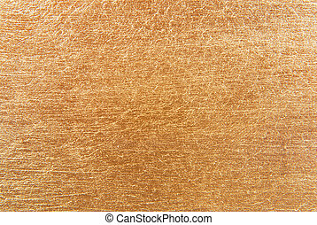 golden scratched texture background