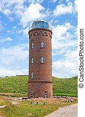 Peilturm Kap Arkona, Ruegen - Peilturm at Kap Arkona, Island...