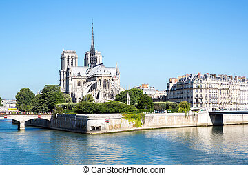 Notre Dame Cathedral Paris - Cathedral Notre Dame Reims...