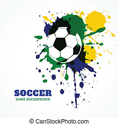 football vector design