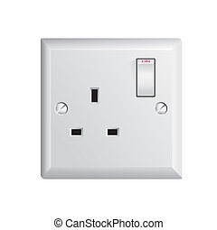 UK socket