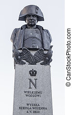 Bust of the Emperor Napoleon