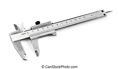 vernier callipers, trammel - tool for precision measuring