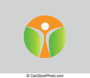 Human Development icon vector