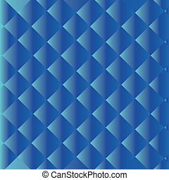 Blue pattern vector background