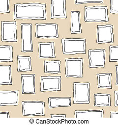 seamless vector pattern background