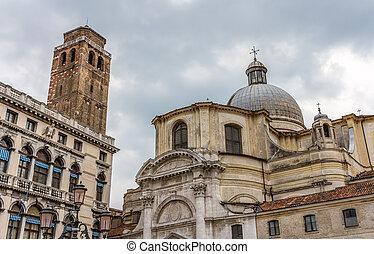 Kirche, San, Geremia, palazzo, labia, venedig