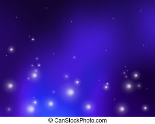 Background Stars Means Outer Space And Astronomy -...