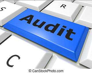 Audit Online Indicates World Wide Web And Analysis - Online...