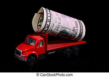 Transportation of Money